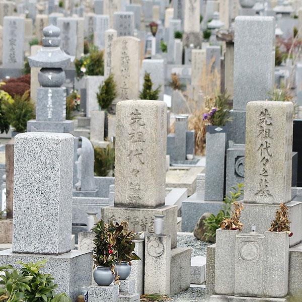 お墓の後継者